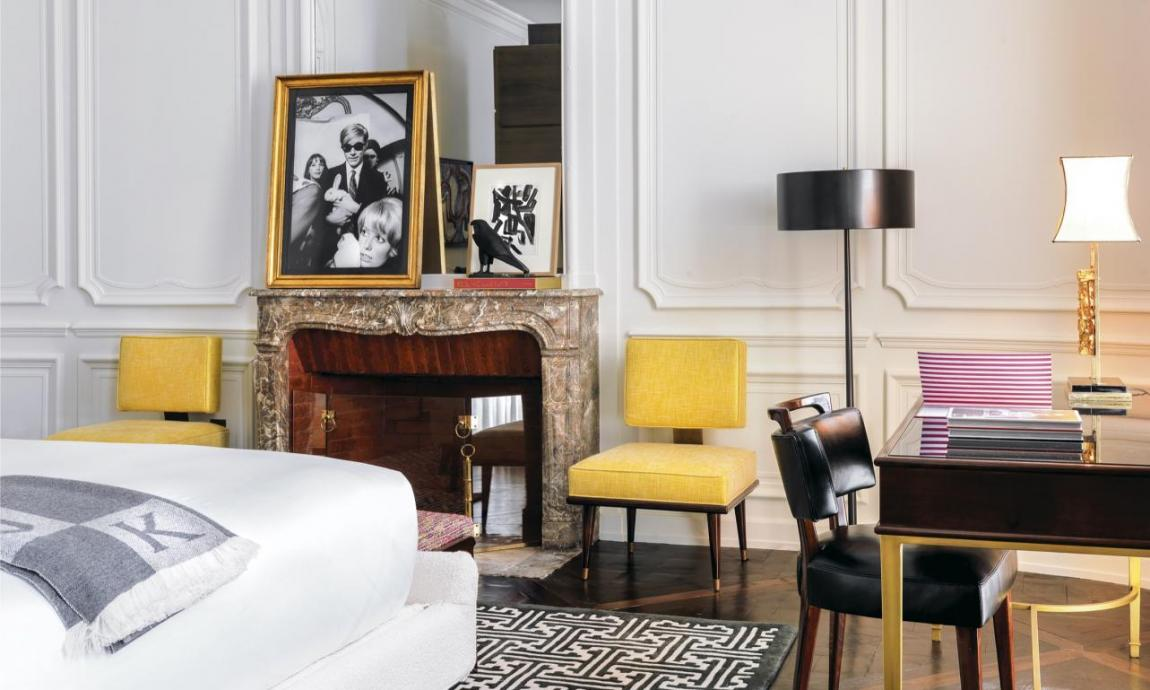 www.jkplace.paris - Signature Suite