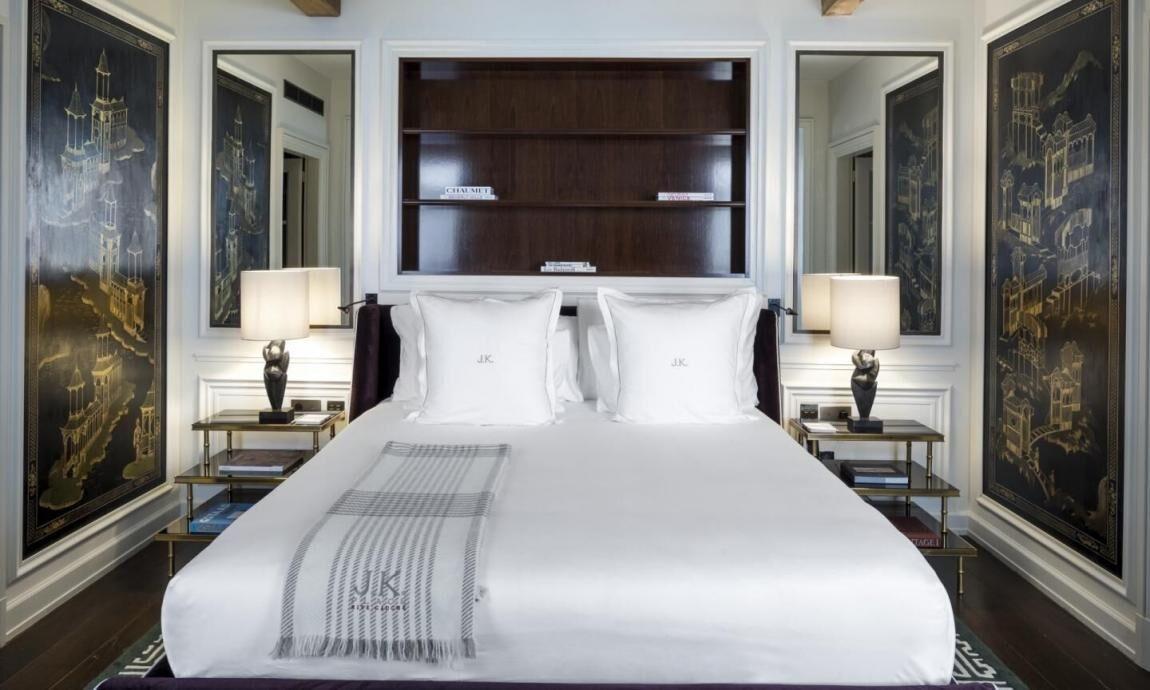 www.jkplace.paris - Junior Suite