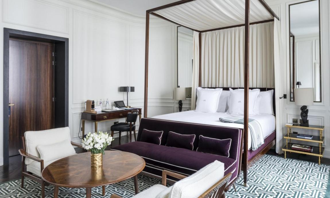 www.jkplace.paris - Master Suite